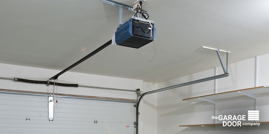 Garage door openers the garage door company for Selecting a garage door opener