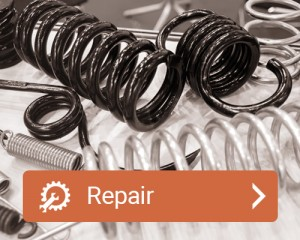Broken Spring and Cable Replacement