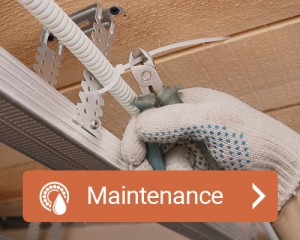 Residential Garage Door Service and Maintenance
