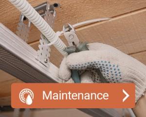 Residential Garage Door Service and Maintenance