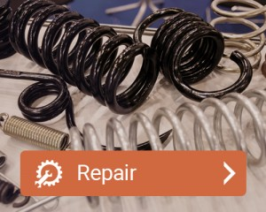 Garage Door Springs & Cable Repairs