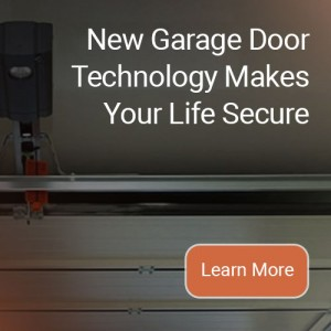 New Garage Door Technology Make Your Life Secure