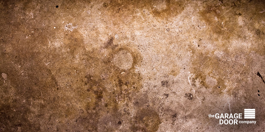Salt Stains On Garage Flooring